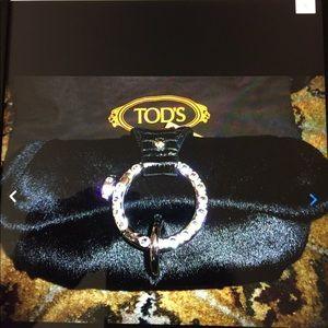 NWT Tod's handbag $1790 Peggy Pickett's